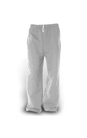 Sport Grey Gildan 18200 No Pocket Sweat Youth Pants S-XL