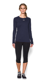 Under Armour Longsleeve Locker T - Women's