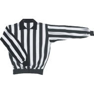 Full Zipper Long Sleeve Referee Jersey