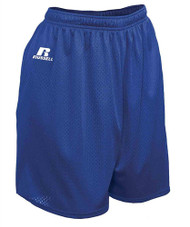 "Russell 659AFB0 Youth 7"" Mesh Short"