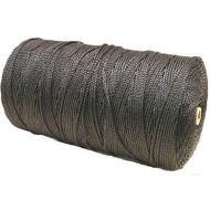 Black 3mm Tennis Net Repair Twine 2 lb. Spool