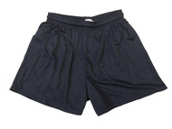 "Women's Quick-Dry Mesh Premium 4 ½"" Inseam Short - Black"