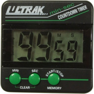 Deluxe magnetic count down timer.