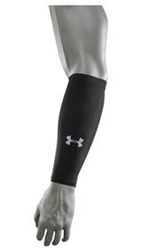 UA Forearm Shiver Sleeve - Black - Large/XLarge