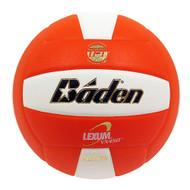Baden Composite Volleyball Orange/White