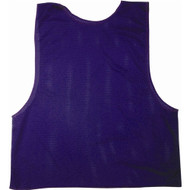 Adult Polymesh Scrimmage Vests - Purple