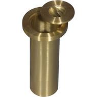 """1 7/8"""" brass floor sockets"""