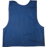 Adult Polymesh Scrimmage Vests - Royal Blue