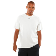 Under Armour  Mens Tech Team Shortsleeve Tee - White