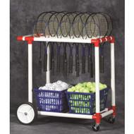 DuraCart All - Terrain Racquet Cart
