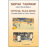 Takraw Official Rule Book