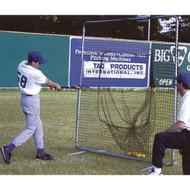 Batting/pitching sock net