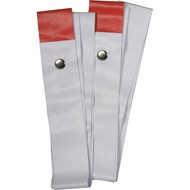 Poly boundary side belts (per pair)