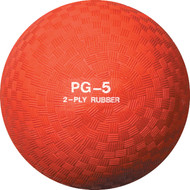 "Playground ball rubber 5"""