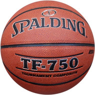 Spalding TF-750 Legacy Composite Basketball Size 5