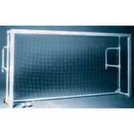 White 215mm polyethylene Water Polo Nets