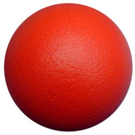 Foam ball with durable skin 6.3""