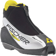 Ficsher Jr Sprint Cross Country Ski Boot (Size 26-38)
