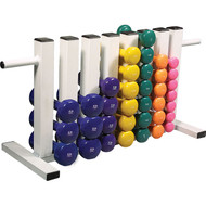 Portable Dumbell Storage Rack