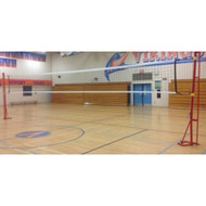 #105 Unipost Volleyball End Posts - (Pair)