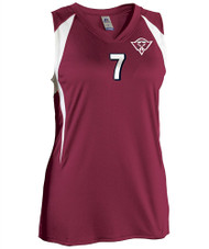 Russell 9V7MIXK Sleeveless Woman's Volleyball Jersey