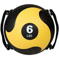 6lb Ultra Grip Medicine Ball