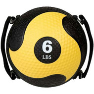 6lb Ultra Grip Medicine Ball