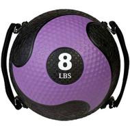 8lb Ultra Grip Medicine Ball