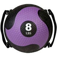 8lb Ultra Grip Medicine Ball