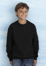 Gildan Heavy Blend Youth Crewneck