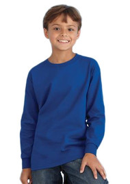 Gildan Ultra Cotton Long Sleeve Youth T-Shirt