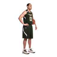 UA Stock Clutch Reversible Shorts - Adult Men's