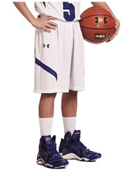 UA Stock Clutch Reversible Shorts - Youth Men's