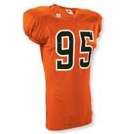 Russel Stock Adult Solid Mesh Jersey - Burnt Orange