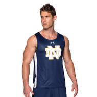 Under Armour Men's Armourfuse Track Singlet - Split