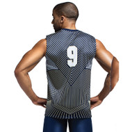 Under Armour Men's Armourfuse Compression Sleeveless T - Pacer