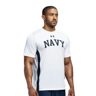 Under Armour Men's Armourfuse Loose Short Sleeve T - Split