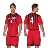 Under Armour Men's Armourfuse Soccer Jersey - Calcio