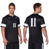 Under Armour Men's Armourfuse Soccer Jersey - Counter