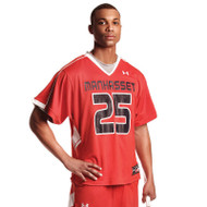 Under Armour Men's Stock Lacrosse Zagger Jersey