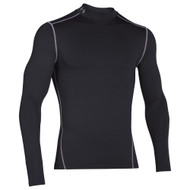 Under Armour Youth Coldgear Armour Compression Mock