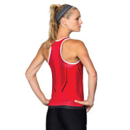 Under Armour Women's Armourfuse Track Compression Race Back - Igniter