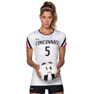 Under Armour Armourfuse Women's Short Sleeve Volleyball Jersey - Perfect Pass
