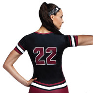 Under Armour Armourfuse Women's Short Sleeve Volleyball Jersey - Quickset