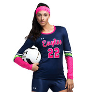 Under Armour Armourfuse Youth Long Sleeve Volleyball Jersey - Quickset