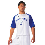 Russell Men's Sublimated Performance Soccer Jersey - Deffender