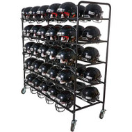 Football Helmet Cart - New