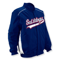 Russell Batters Men's Dugout Jacket - Navy