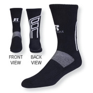 Russell Athletic Performance P & R Crew Sock