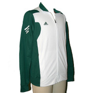 Adidas Men's Scorch Sideline Jacket - Forest Green